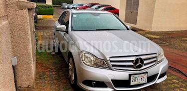 Foto Mercedes Benz Clase C 200 CGI Exclusive usado (2012) color Plata precio $195,000