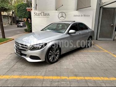 Foto venta Auto usado Mercedes Benz Clase C 200 CGI Sport Aut (2018) color Gris precio $525,000