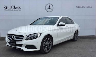 Foto Mercedes Benz Clase C 200 CGI Sport Aut usado (2018) color Blanco precio $519,900
