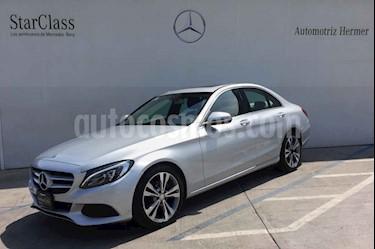 Foto venta Auto usado Mercedes Benz Clase C 200 CGI Sport Aut (2016) color Plata precio $379,900