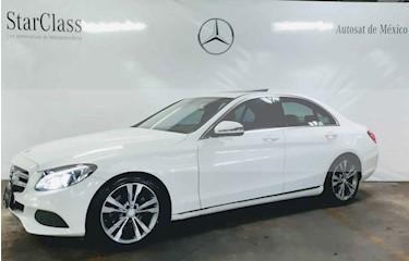 Foto Mercedes Benz Clase C 200 CGI Sport Aut usado (2016) color Blanco precio $369,000