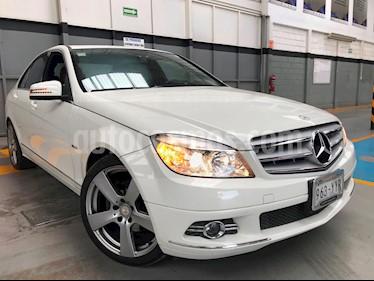 Foto venta Auto usado Mercedes Benz Clase C 200 CGI Sport Aut (2011) color Blanco precio $199,000