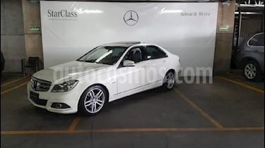 Foto venta Auto usado Mercedes Benz Clase C 200 CGI Sport Aut (2012) color Blanco precio $249,000