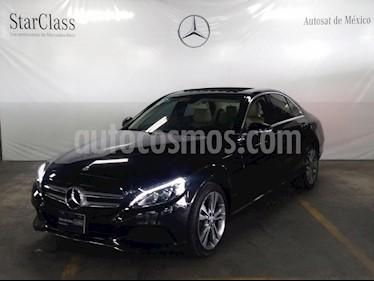 Foto venta Auto usado Mercedes Benz Clase C 200 CGI Sport Aut (2016) color Negro precio $369,000