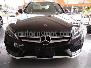 Foto venta Auto usado Mercedes Benz Clase C 200 CGI Sport Aut (2018) color Negro Obsidiana precio $509,900