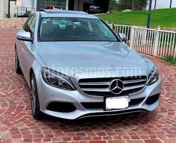 Mercedes Benz Clase C 200 CGI Sport Aut usado (2017) color Plata precio $430,000