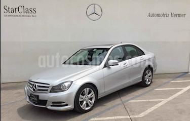 Foto venta Auto usado Mercedes Benz Clase C 200 CGI Sport Aut (2013) color Plata precio $225,900