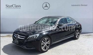 Foto Mercedes Benz Clase C 200 CGI Sport Aut usado (2017) color Negro precio $399,900