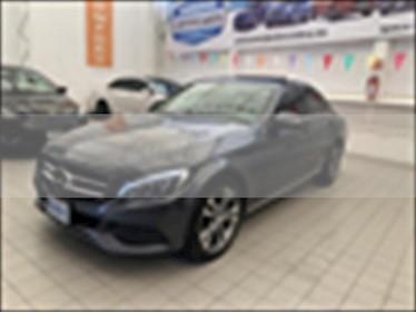 Foto Mercedes Benz Clase C 200 CGI Sport Aut usado (2015) color Gris precio $315,000