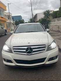 Mercedes Benz Clase C 200 CGI Sport Plus Aut usado (2012) color Blanco Diamante precio $225,000