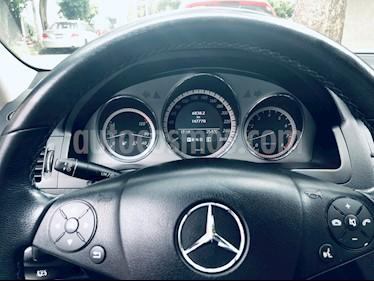 Mercedes Benz Clase C 200 CGI Sport usado (2011) color Blanco precio $165,000