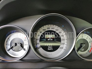 Mercedes Benz Clase C 200 CGI Sport usado (2013) color Negro precio $199,000