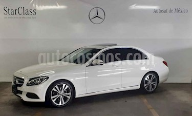 Mercedes Benz Clase C 200 CGI Sport usado (2018) color Blanco precio $499,000