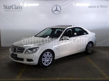 Foto venta Auto usado Mercedes Benz Clase C 200 CGI Sport (2011) color Blanco precio $199,000