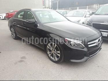 Foto Mercedes Benz Clase C 200 CGI Sport usado (2018) color Negro Obsidiana precio $530,000