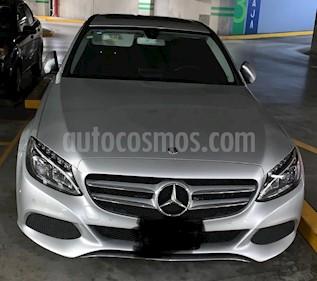 Foto Mercedes Benz Clase C 200 CGI Sport usado (2018) color Plata Iridio precio $425,000