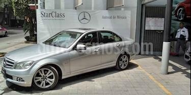 Foto venta Auto usado Mercedes Benz Clase C 200 CGI Sport (2011) color Plata precio $189,900