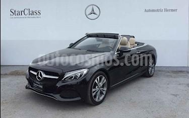 Foto Mercedes Benz Clase C 200 Convertible Aut usado (2018) color Negro precio $599,900