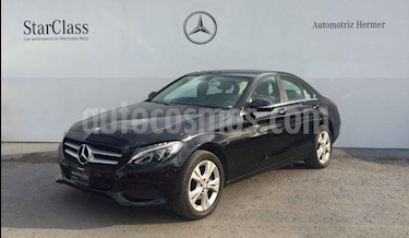 Foto Mercedes Benz Clase C 200 Exclusive Aut usado (2017) color Negro precio $399,900