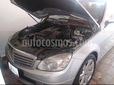 Mercedes Benz Clase C 200 Kompressor Elegance L L4,2.0i,16v A-S2 1 usado (2009) color Plata precio BoF20.000