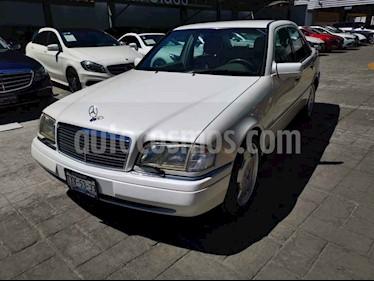 Foto Mercedes Benz Clase C 230 K Elegance Aut usado (1997) color Blanco precio $132,000