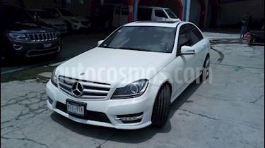 Mercedes Benz Clase C 250 CGI Coupe Aut usado (2013) color Blanco precio $260,000