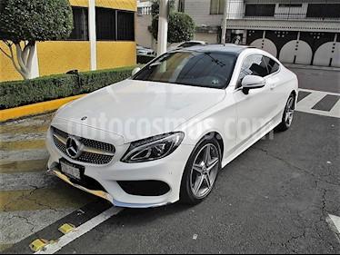 Foto venta Auto usado Mercedes Benz Clase C 250 CGI Coupe Aut (2017) color Blanco precio $549,900