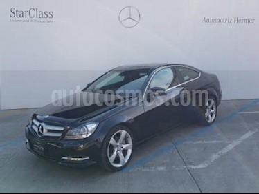 Foto venta Auto usado Mercedes Benz Clase C 250 CGI Coupe Aut (2014) color Negro precio $329,900