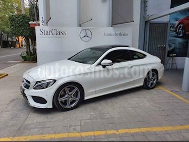 Foto venta Auto usado Mercedes Benz Clase C 250 CGI Coupe Aut (2018) color Blanco precio $625,000