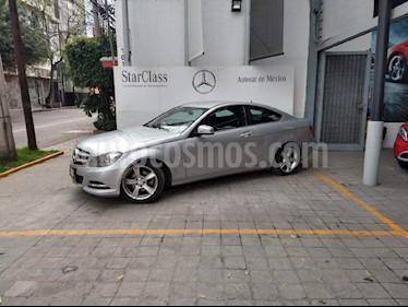 Foto venta Auto usado Mercedes Benz Clase C 250 CGI Coupe Aut (2012) color Gris precio $255,000