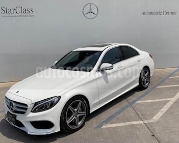 Foto venta Auto usado Mercedes Benz Clase C 250 CGI Coupe (2018) color Blanco precio $599,900