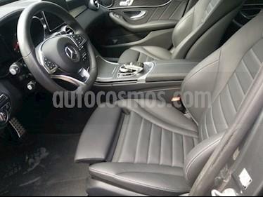 Foto venta Auto usado Mercedes Benz Clase C 250 CGI Sport Aut (2018) color Gris precio $589,900