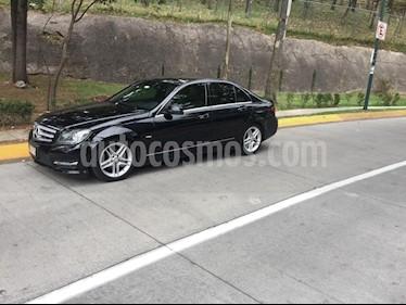 Foto Mercedes Benz Clase C 250 CGI Sport Aut usado (2012) color Negro precio $260,000