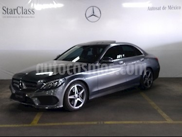Foto venta Auto Seminuevo Mercedes Benz Clase C 250 CGI Sport Aut (2017) color Gris precio $539,000