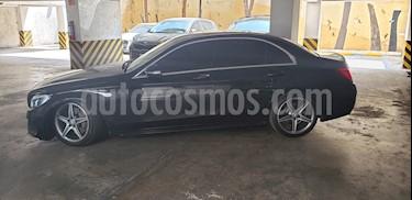 Mercedes Benz Clase C 250 CGI Sport Aut usado (2015) color Negro Magnetita precio $368,000