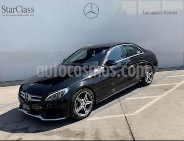 Foto venta Auto usado Mercedes Benz Clase C 250 CGI Sport Aut (2017) color Negro precio $484,900