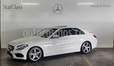 Foto Mercedes Benz Clase C 250 CGI Sport Aut usado (2016) color Blanco precio $429,000
