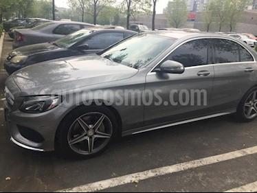 Foto venta Auto usado Mercedes Benz Clase C 250 CGI Sport Aut (2015) color Gris precio $368,000