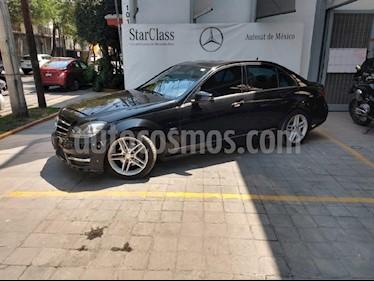 Foto venta Auto usado Mercedes Benz Clase C 250 CGI Sport Aut (2012) color Negro precio $265,000