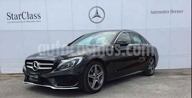 Foto venta Auto usado Mercedes Benz Clase C 250 CGI Sport Aut (2018) color Negro precio $599,900