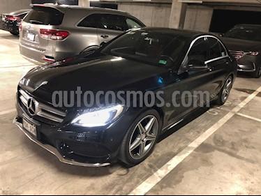 Foto Mercedes Benz Clase C 250 CGI Sport Aut usado (2016) color Negro Obsidiana precio $500,000