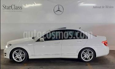 Foto Mercedes Benz Clase C 250 CGI Sport Aut usado (2014) color Blanco precio $309,000