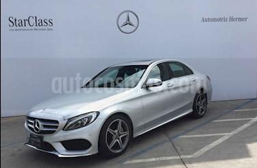 Foto venta Auto usado Mercedes Benz Clase C 250 CGI Sport Aut (2018) color Plata precio $539,900