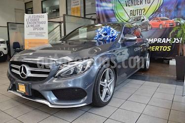 Foto venta Auto usado Mercedes Benz Clase C 250 CGI Sport (2016) color Gris precio $419,000