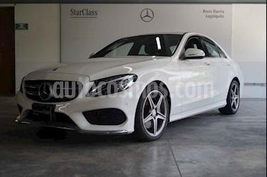 Foto Mercedes Benz Clase C 250 CGI Sport usado (2015) color Blanco precio $435,000