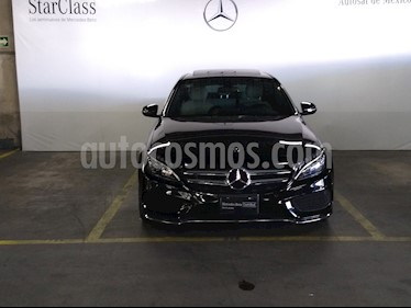Foto venta Auto usado Mercedes Benz Clase C 250 CGI Sport (2018) color Negro precio $599,000