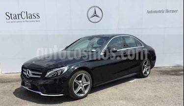 Foto venta Auto usado Mercedes Benz Clase C 250 CGI Sport (2016) color Negro precio $414,900