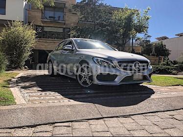 Foto venta Auto usado Mercedes Benz Clase C 250 CGI Sport (2018) color Plata Paladio precio $620,000