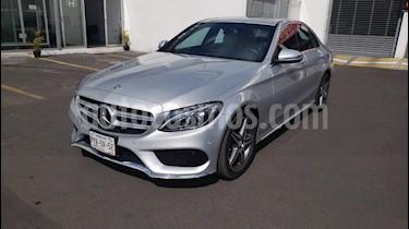 foto Mercedes Benz Clase C 250 CGI Sport usado (2016) color Plata Iridio precio $350,000