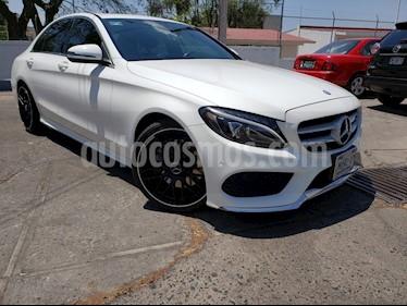 Foto Mercedes Benz Clase C 250 CGI Sport usado (2016) color Blanco precio $499,500